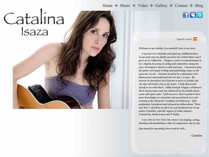 Catalina Isaza