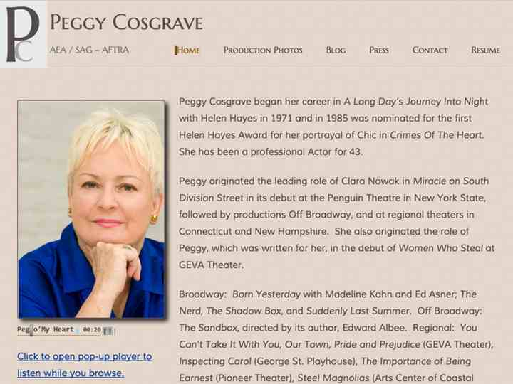Peggy Cosgrave