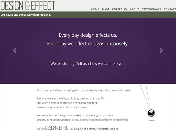 Design & Effect