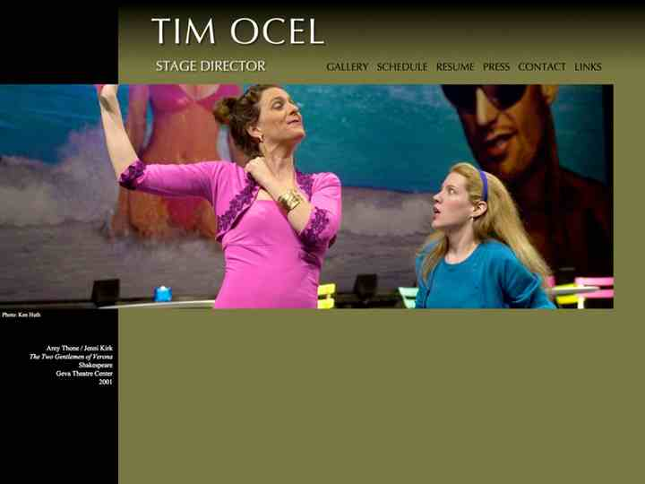 Tim Ocel